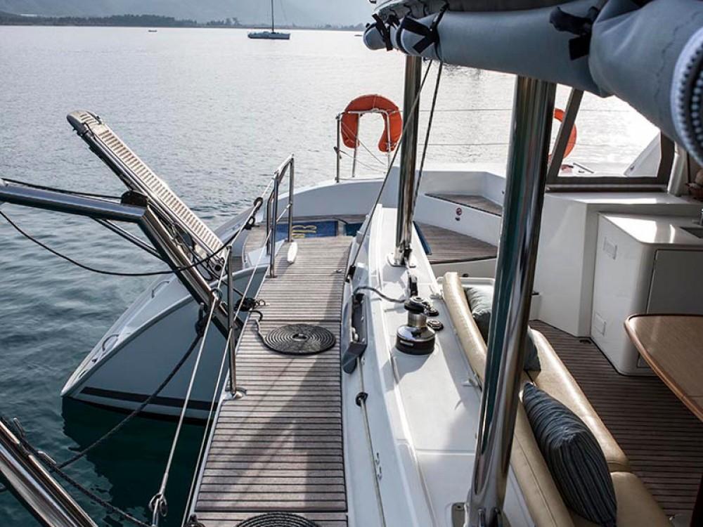 Jachthuur in Marina de Alimos - Lagoon Lagoon 500 via SamBoat