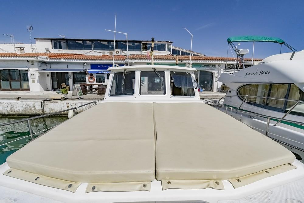 Jachthuur in Sitges -  Menorquina Yacht 100 via SamBoat