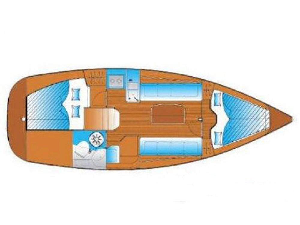 Bootverhuur Bavaria Bavaria 30 Cruiser in Port esportiu d'Aiguadolç via SamBoat