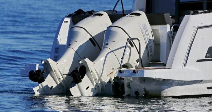 Bootverhuur Jeanneau Merry Fisher 895 in Zadar via SamBoat