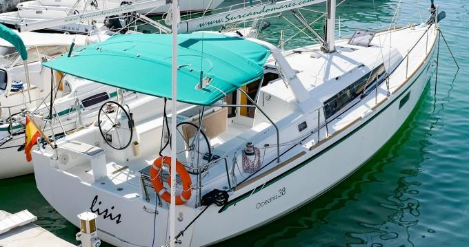 Zeilboot te huur in Port de Sitges Aiguadolç voor de beste prijs