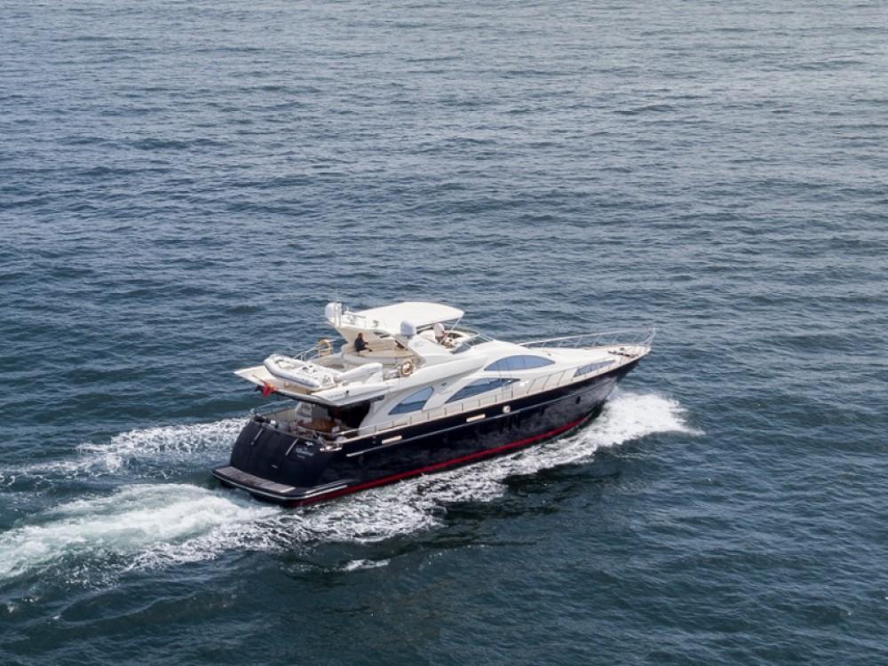 Verhuur Jacht in  - Azimut Azimut 80