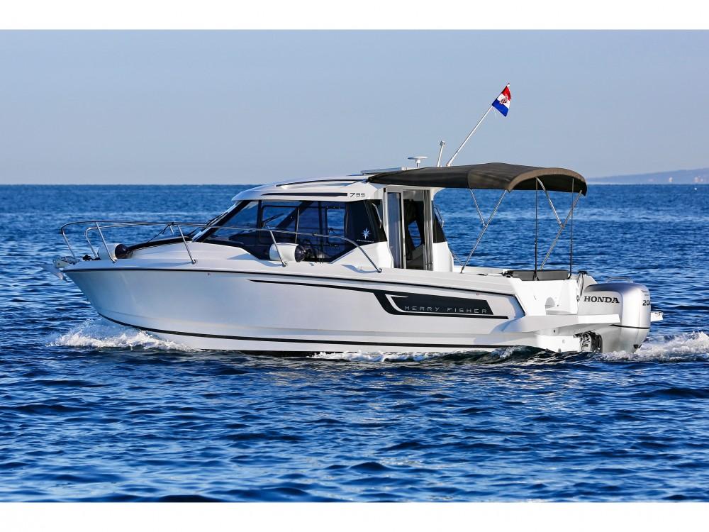 Bootverhuur Jeanneau Merry Fisher 795 in D-Marin Borik via SamBoat