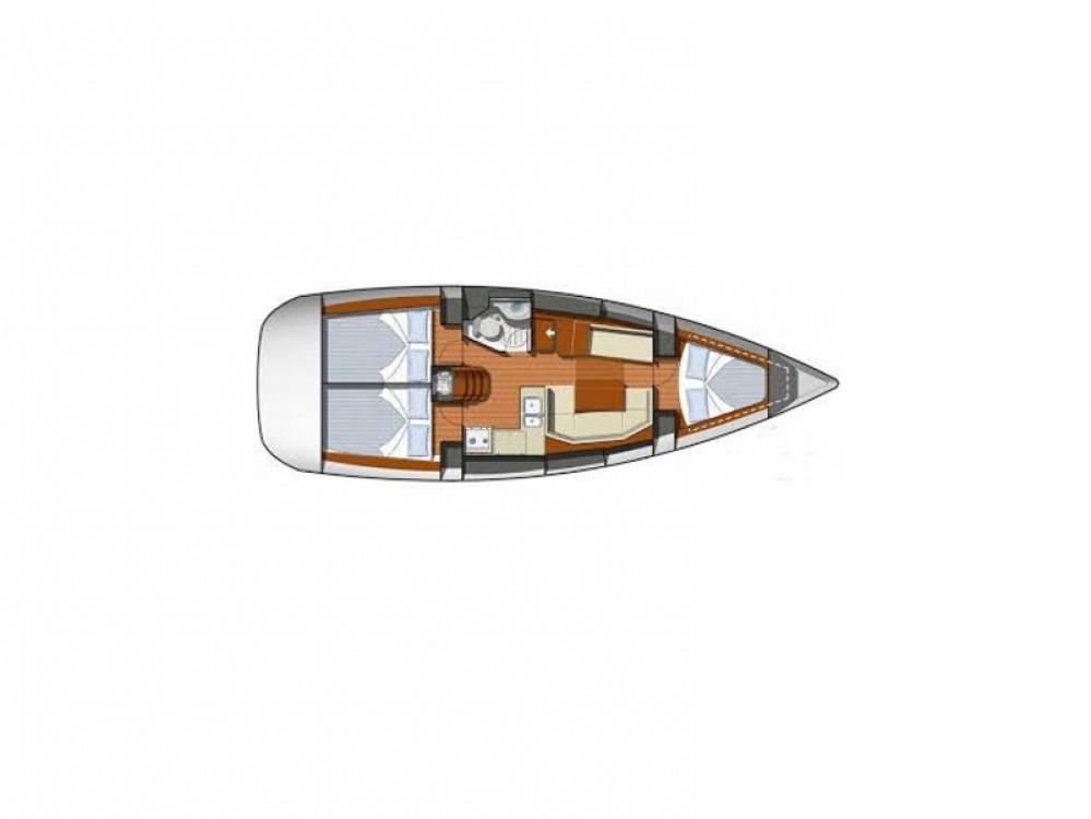 Bootverhuur Jeanneau Sun Odyssey 36i in San Vincenzo via SamBoat