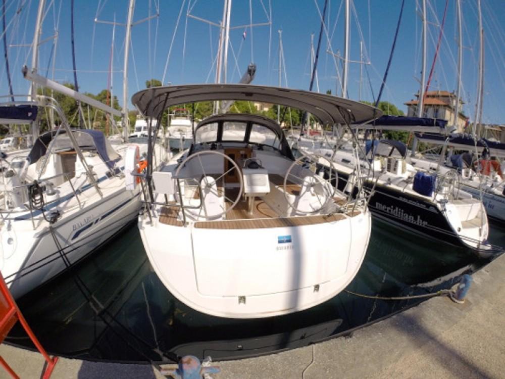 Huur een Bavaria Bavaria Cruiser 37 in Grad Zadar