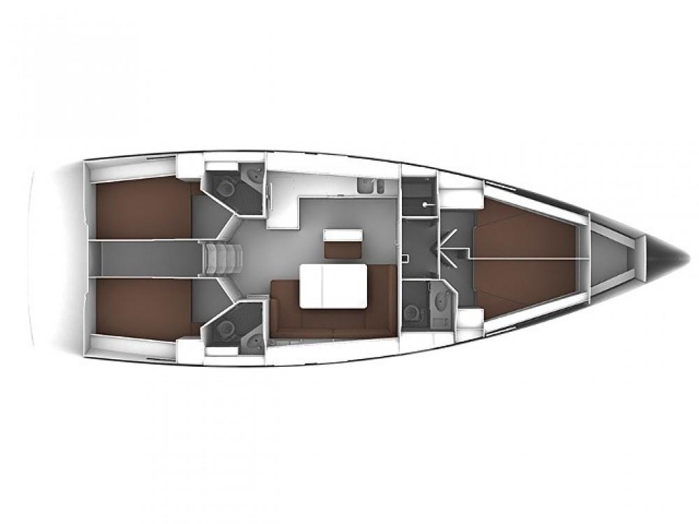 Huur een Bavaria Bavaria Cruiser 46 in