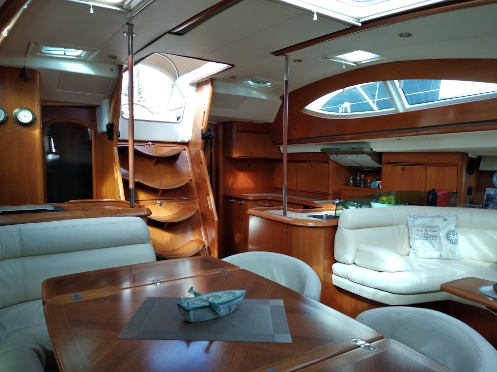 Jeanneau Sun Odyssey 54DS te huur van particulier of professional in Leucade