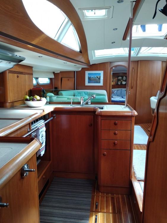 Verhuur Zeilboot in Leucade - Jeanneau Sun Odyssey 54DS