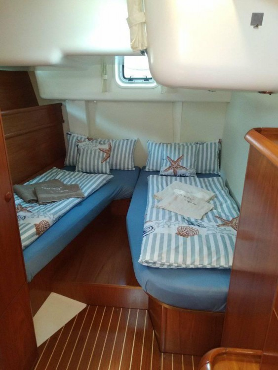 Jachthuur in Leucade - Jeanneau Sun Odyssey 54DS via SamBoat