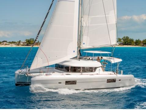 Verhuur Catamaran in Capo d'Orlando - Lagoon Lagoon 42