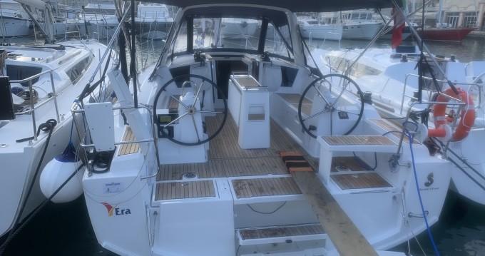Huur Zeilboot met of zonder schipper Bénéteau in Salerno