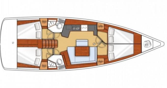 Bootverhuur Bénéteau Oceanis 45 in Marina di Portorosa via SamBoat
