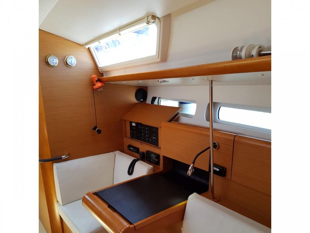 Verhuur Zeilboot in Trapani - Jeanneau Sun Odyssey 409