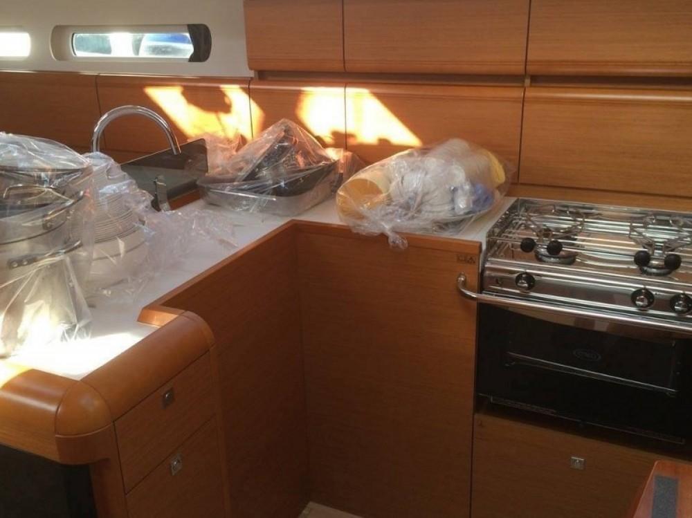 Bootverhuur Jeanneau Sun Odyssey 409 in Trapani via SamBoat