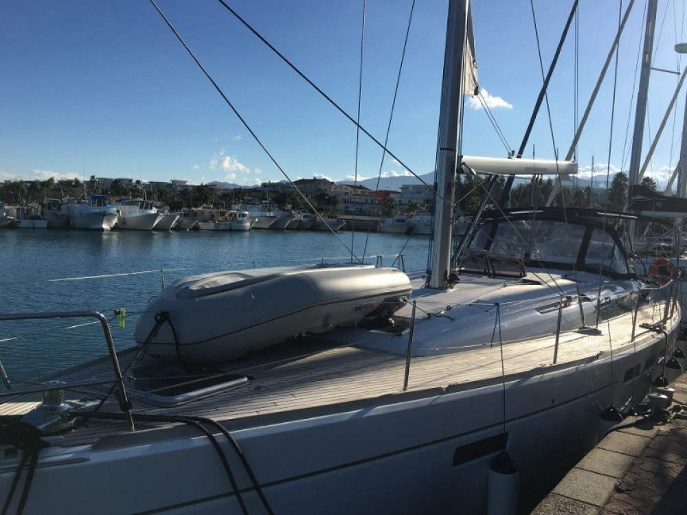 Huur Zeilboot met of zonder schipper Jeanneau in Trapani