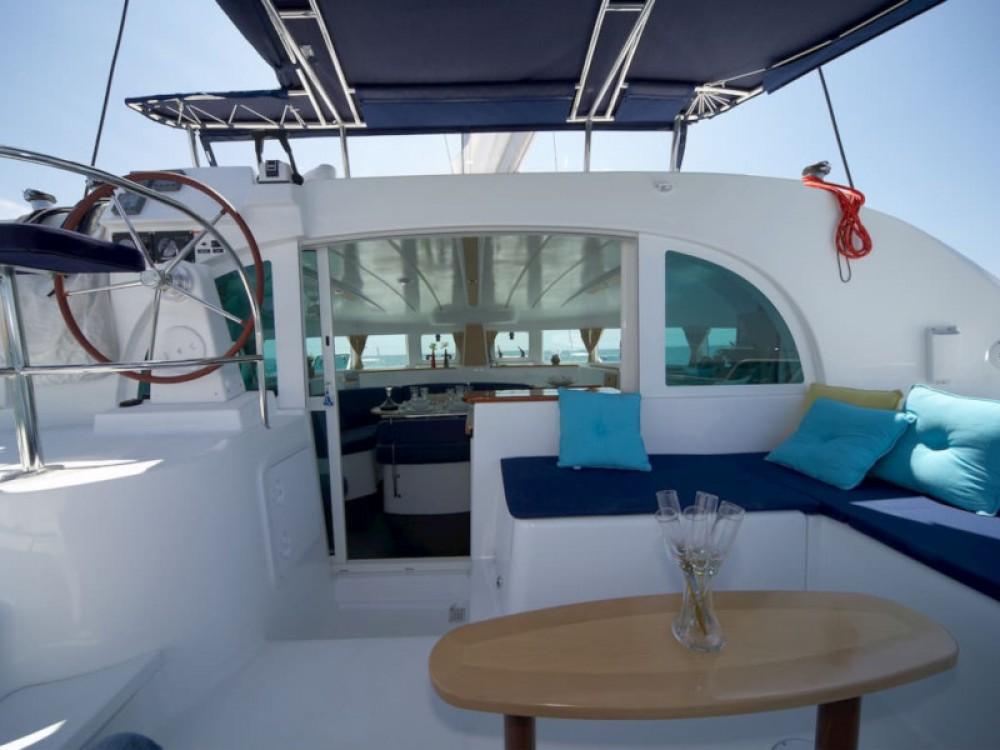 Lagoon Lagoon 380 S2 te huur van particulier of professional in Salerno