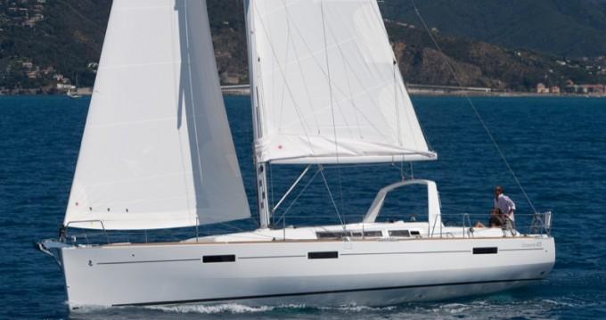 Huur een Bénéteau Oceanis 45 in Marina di Portorosa