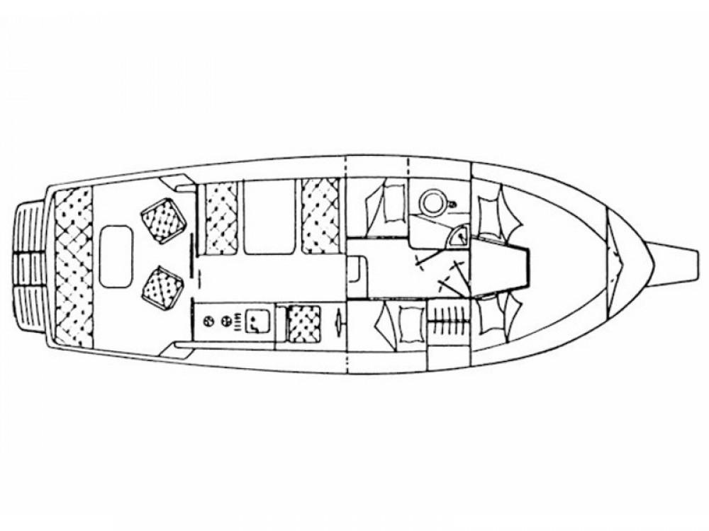 Huur Motorboot met of zonder schipper Sas Vektor in