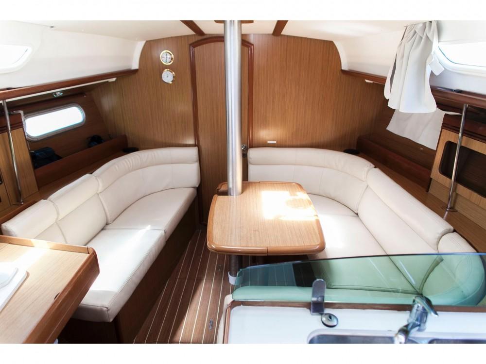 Verhuur Zeilboot in Álimos - Jeanneau Sun Odyssey 36i