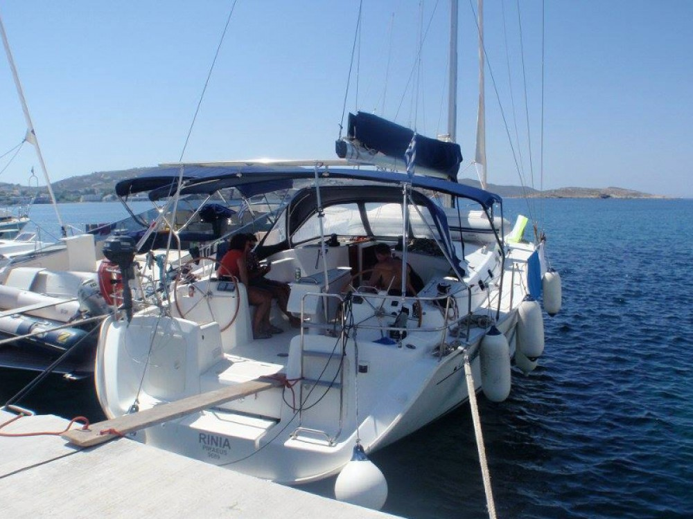 Huur een Bénéteau Cyclades 50.5 in Álimos