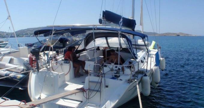 Bootverhuur Bénéteau Cyclades 50.5 in Álimos via SamBoat