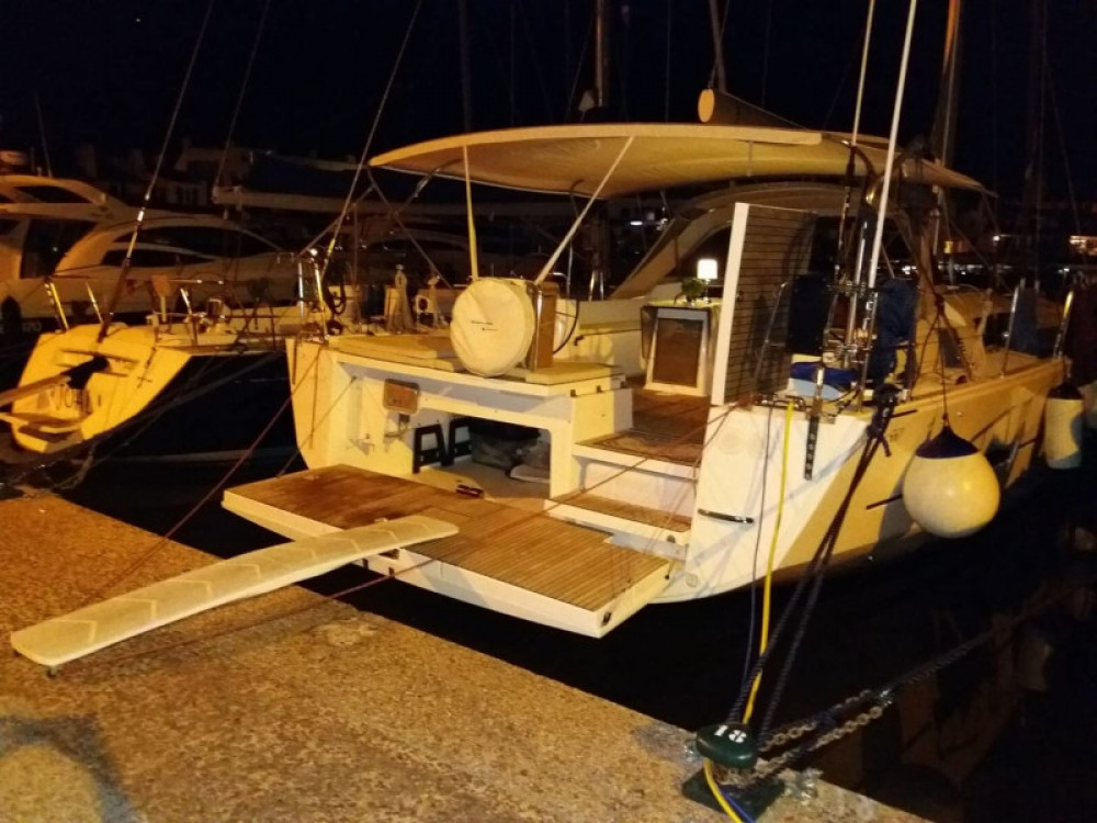 Huur Zeilboot met of zonder schipper Dufour in Capo d'Orlando Marina