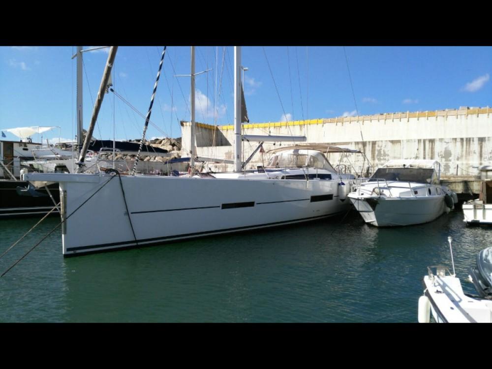 Dufour Dufour 560 Grand Large te huur van particulier of professional in Capo d'Orlando Marina