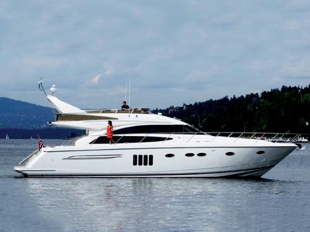 Jachthuur in ACI Marina Split - Princess Princess 62 via SamBoat