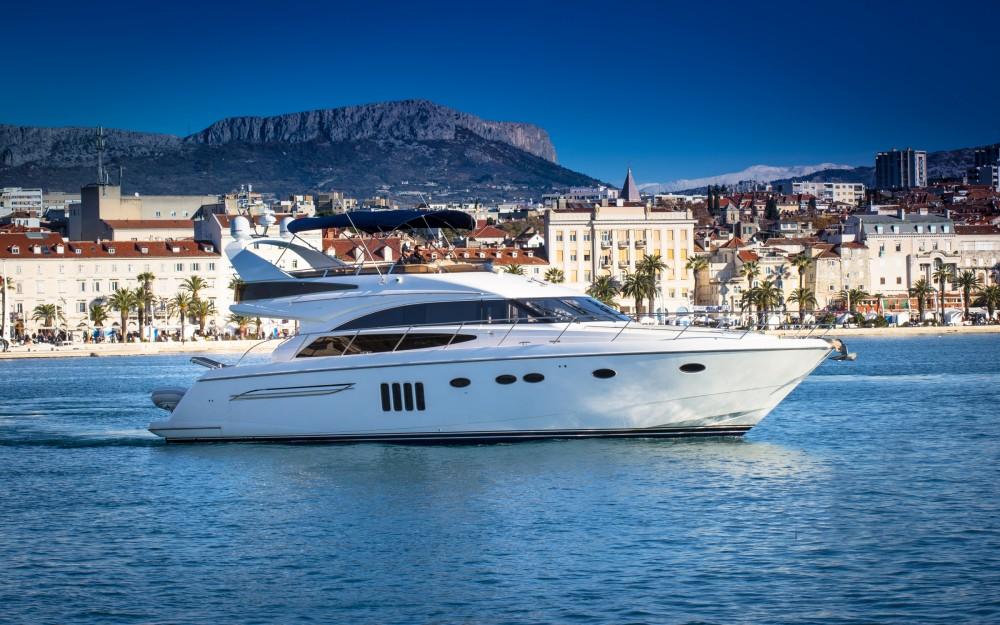 Verhuur Jacht in ACI Marina Split - Princess Princess 62