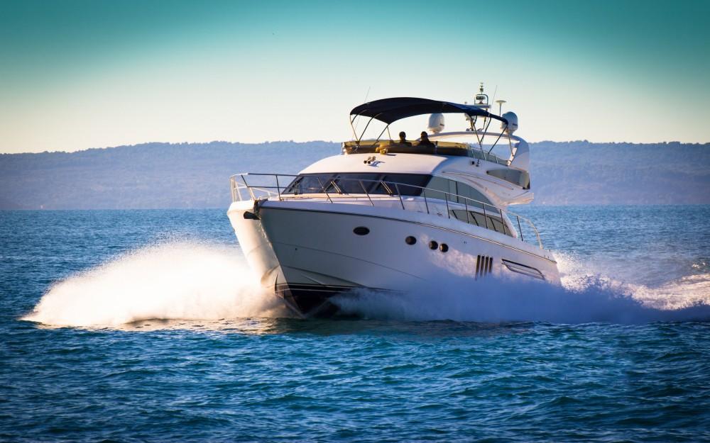 Bootverhuur Princess Princess 62 in ACI Marina Split via SamBoat
