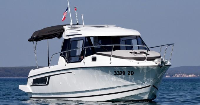 Jachthuur in Zadar - Jeanneau Merry Fisher 795 via SamBoat