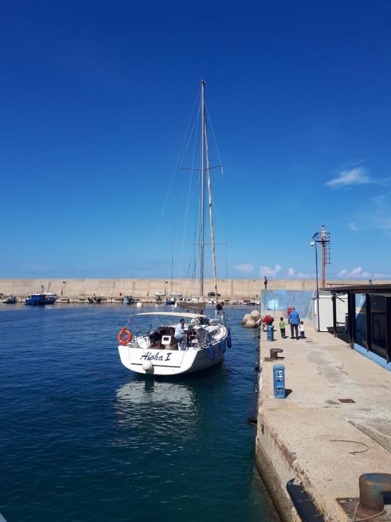 Zeilboot te huur in Capo d'Orlando Marina voor de beste prijs