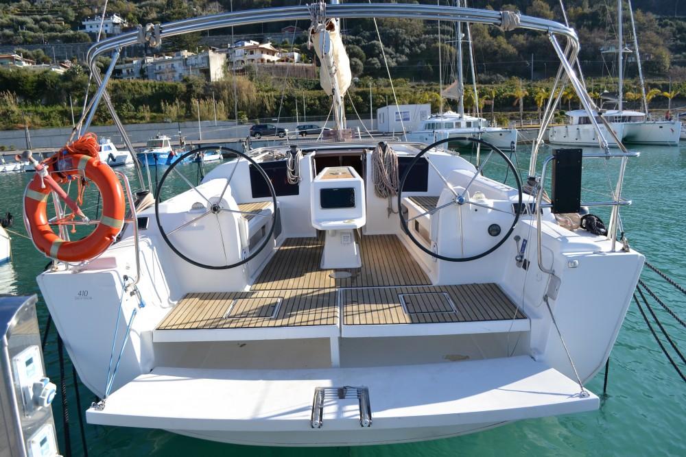 Dufour Dufour 410 Grand Large te huur van particulier of professional in Capo d'Orlando Marina