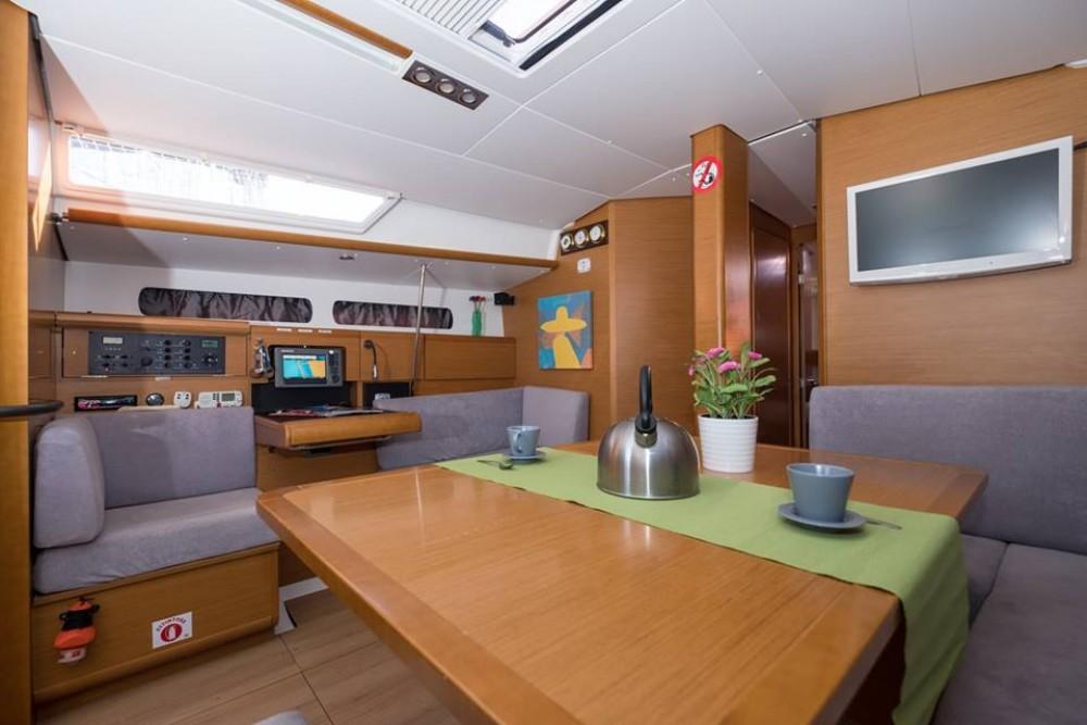 Jachthuur in Castiglioncello - Jeanneau Sun Odyssey 439 via SamBoat