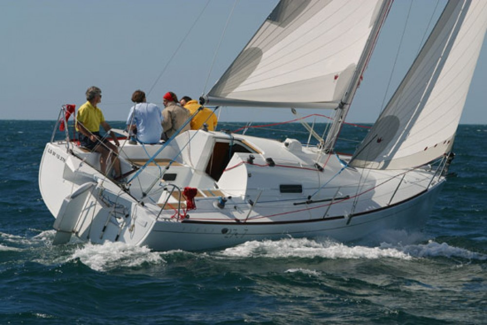 Verhuur Zeilboot in Kortgene - Bénéteau First 27.7