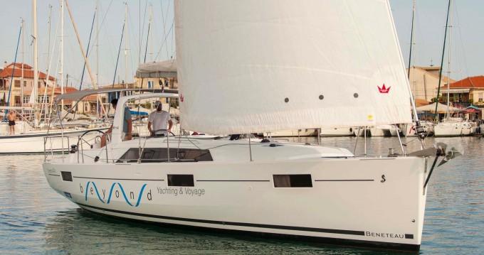 Bootverhuur Lefkada (Island) goedkoop Oceanis 41.1