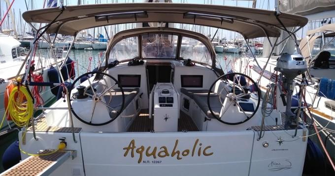 Verhuur Zeilboot in Athene - Jeanneau Sun Odyssey 410 ( INVENTER)