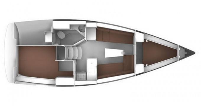 Bootverhuur Primošten goedkoop Cruiser 33