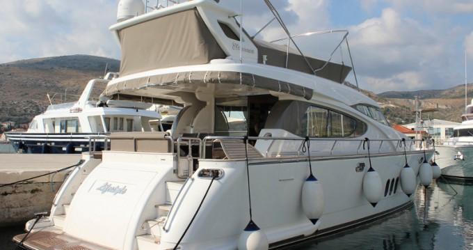 Verhuur Jacht in Donji Seget - Elegance Yachts Elegance 60 Fly