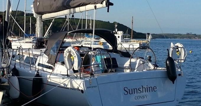 Verhuur Zeilboot in Athene - Hanse Hanse 345