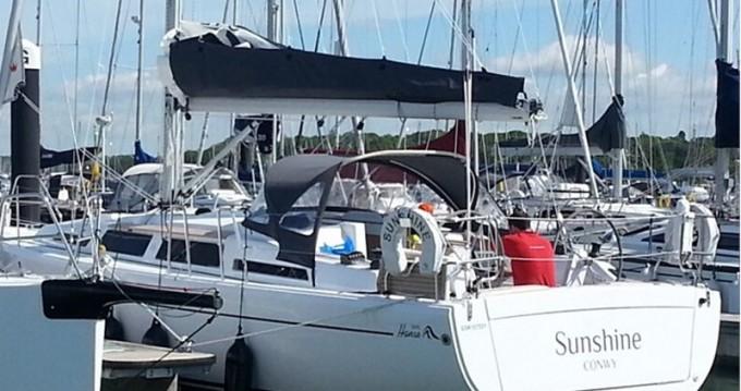 Jachthuur in Athene - Hanse Hanse 345 via SamBoat