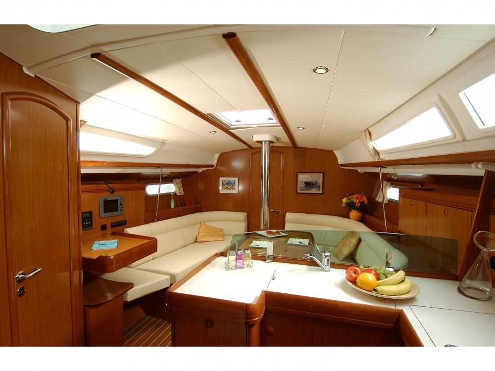 Bootverhuur Jeanneau Sun Odyssey 39i in  via SamBoat