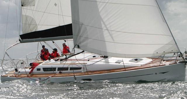 Verhuur Zeilboot in Álimos - Jeanneau Sun Odyssey 42i
