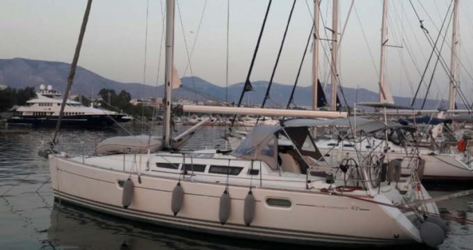 Bootverhuur Jeanneau Sun Odyssey 42i in Álimos via SamBoat