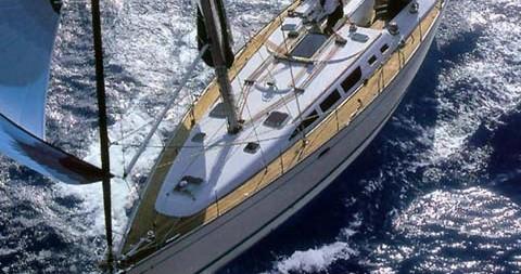 Huur een Jeanneau Sun Odyssey 43 in Paros