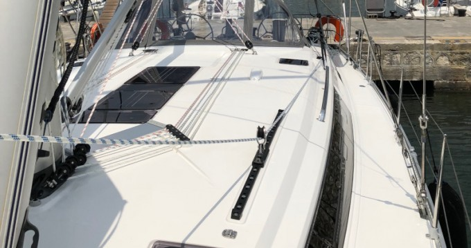 Verhuur Zeilboot in Lefkada (Island) - Bavaria Cruiser 51