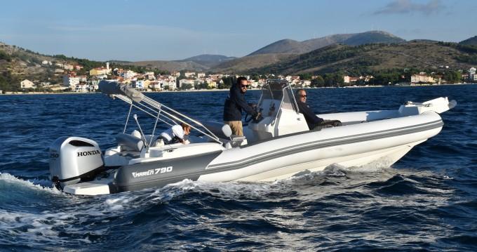 Jachthuur in Trogir -  Marlin 790 Dynamic via SamBoat