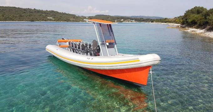 Bootverhuur Colnago Colnago 27 in Trogir via SamBoat