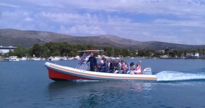 Jachthuur in Trogir - Colnago Colnago 27 via SamBoat