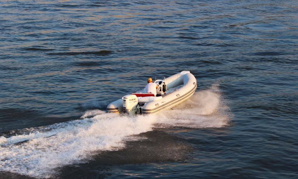 Joymarc 490 te huur van particulier of professional in Trogir